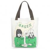 Купить зелёную сумку, Арт 029.