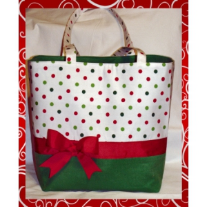 Новогодняя сумка, Арт.№087